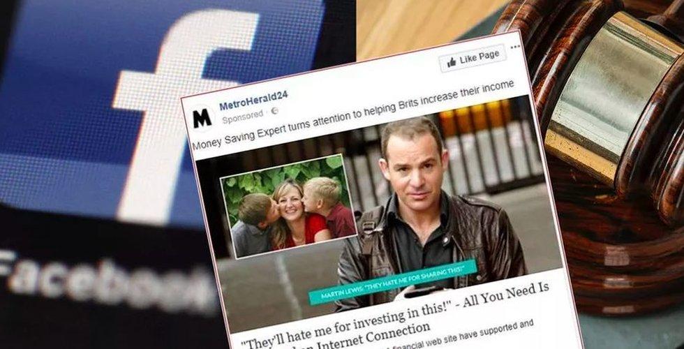 Facebook når uppgörelse i bedrägeritvist – skapar nytt verktyg