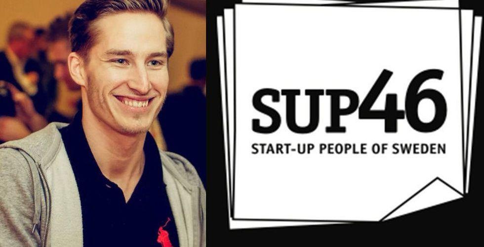 Betalgiganten Stripe rekryterar SUP46-grundaren Sebastian Fuchs