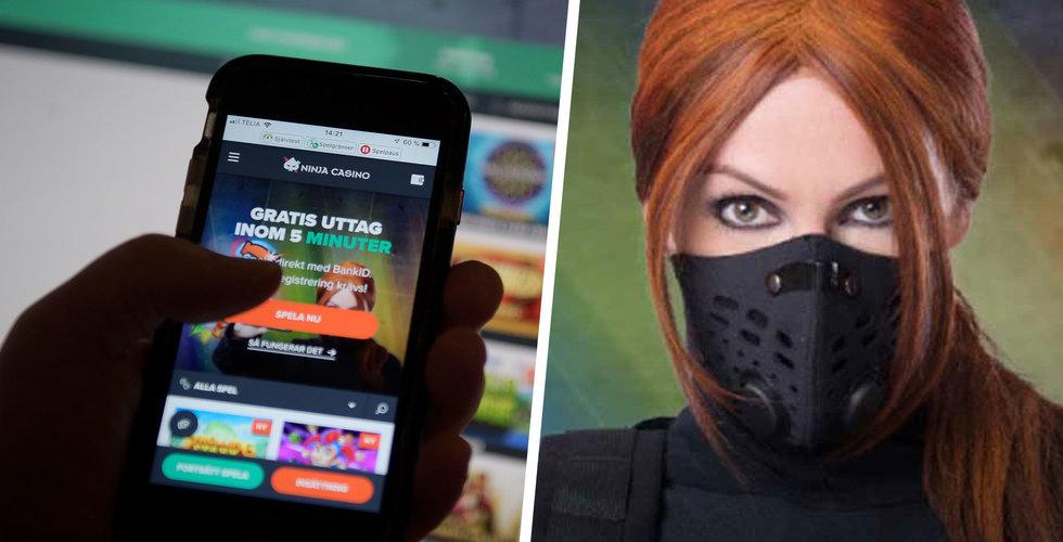 Ninja Casino får avslag igen – får inte bedriva spel