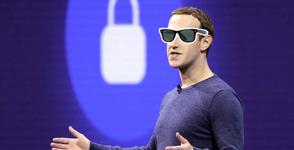 Facebook utvecklar smarta glasögon – med Rayban