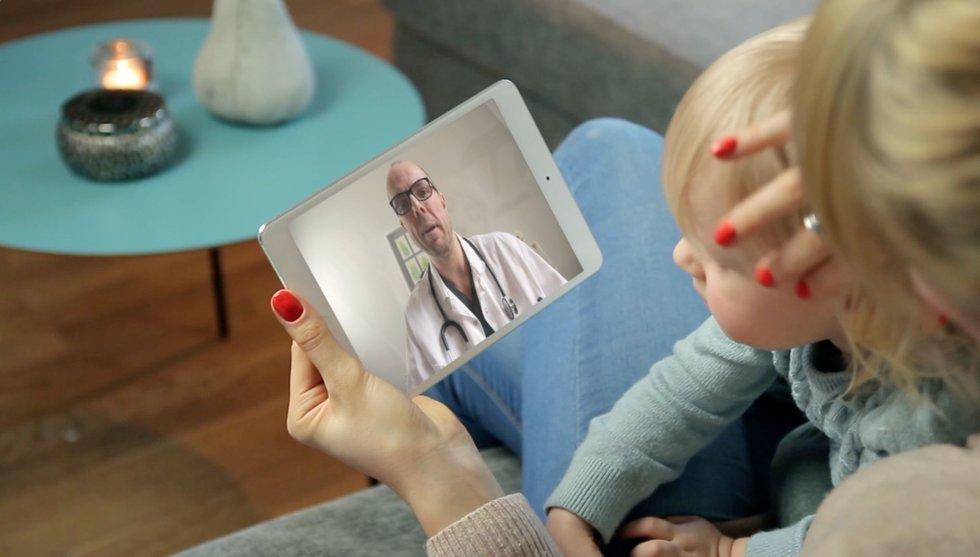 Breakit - Nu kliver den digitala vårdcentralen Kry in i Värmland