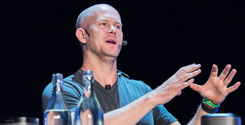 Breakit - Tech fest-grundaren om floppen, pengarna och nästa storsatsning