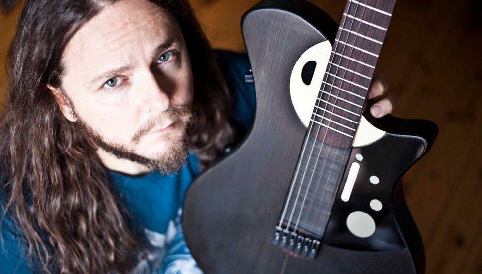 Breakit - Smart gitarr får in riskkapital för att revolutionera musiken