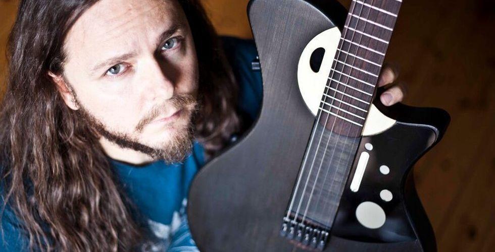 Smart gitarr får in riskkapital för att revolutionera musiken