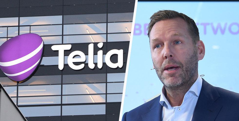 Telia och Bonnier har föreslagit eftergifter för att få igenom affär