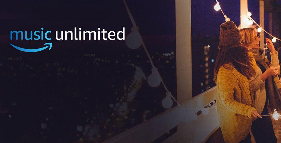 Amazon Music Unlimited lanseras i 28 länder - Sverige med på listan