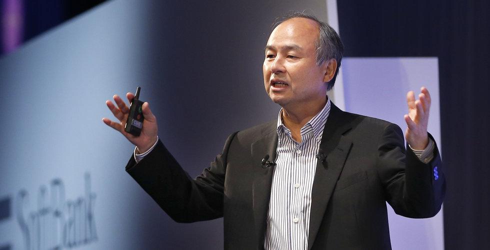 Softbank tvingas skriva ner innehavet i Wework – gör förlust på över 80 miljarder