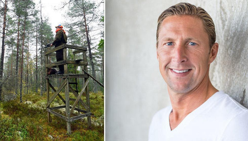 David Rönnberg blir ny storägare i Norrländska Vapenaffären