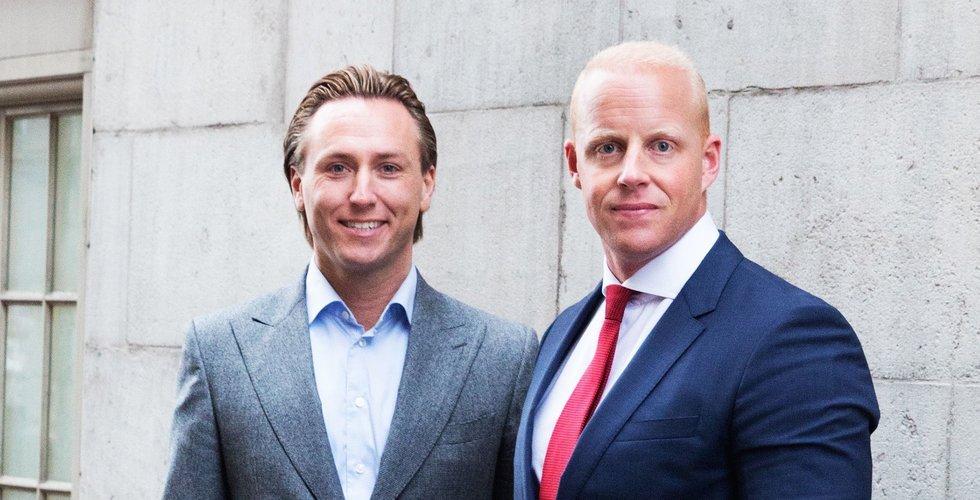 Här är Skilling – Henrik Persson Ekdahls och tidigare Google-chefens nya projekt