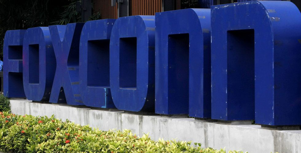 Breakit - Apple-leverantören Foxconn gör stora investeringar i AI