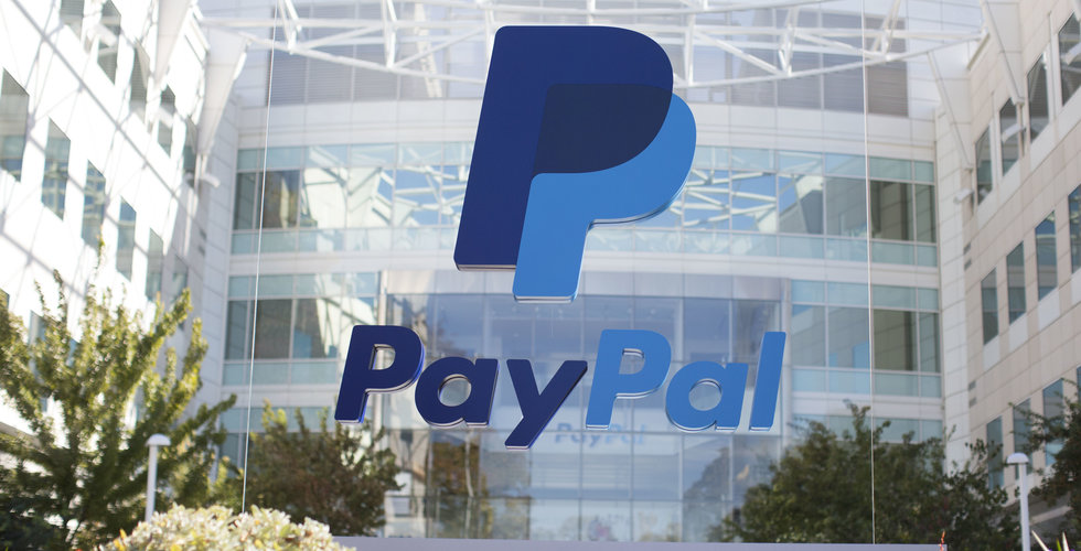 Paypal rusade på New York-börsen efter köpet av Izettle