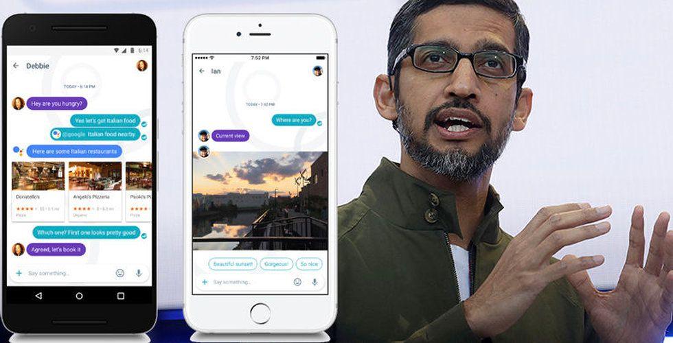 Farväl Allo! Googles stänger ned sin meddelandetjänst