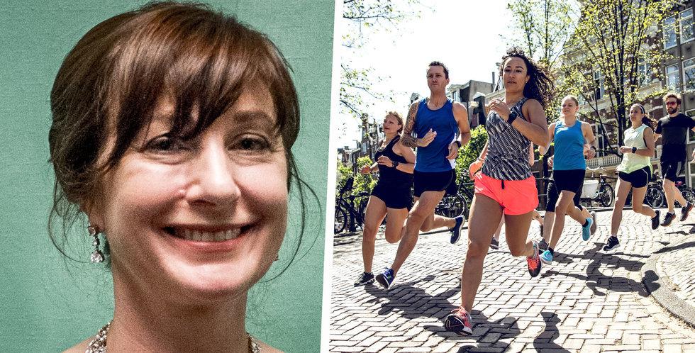 Jane Waleruds satsar på Racefox – en personlig tränare till alla i telefonen