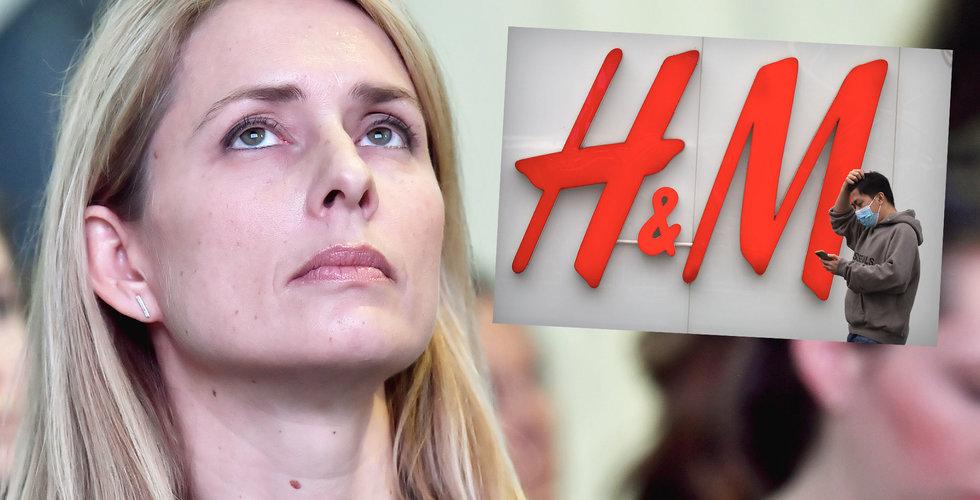 H&M slopar provisioner och bonusar till butiksanställda – men får presentkort på 100 kronor