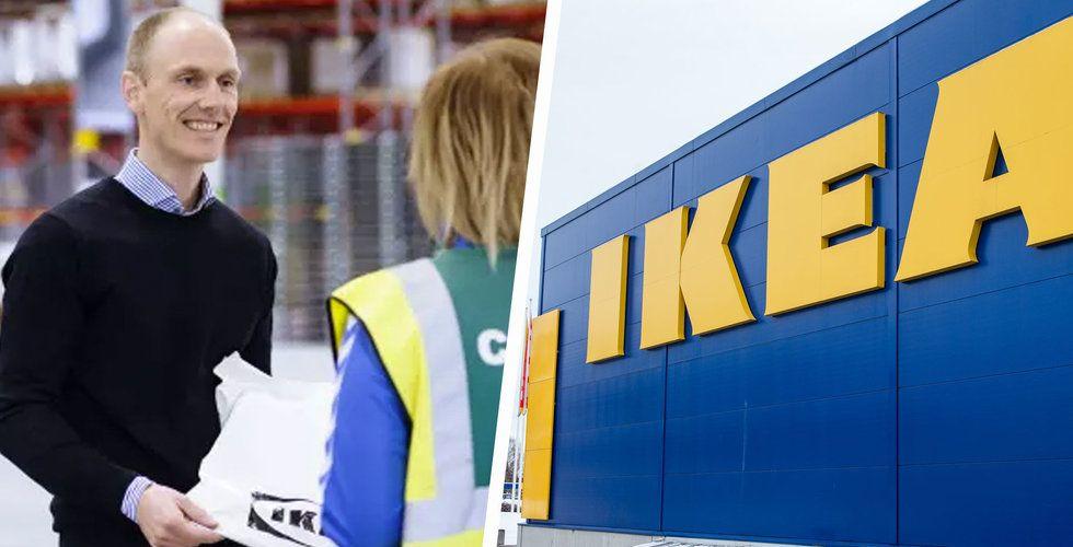 Ikea i ny e-handelssatsning – skriver avtal på 100.000 kvadratmeter i Malmö