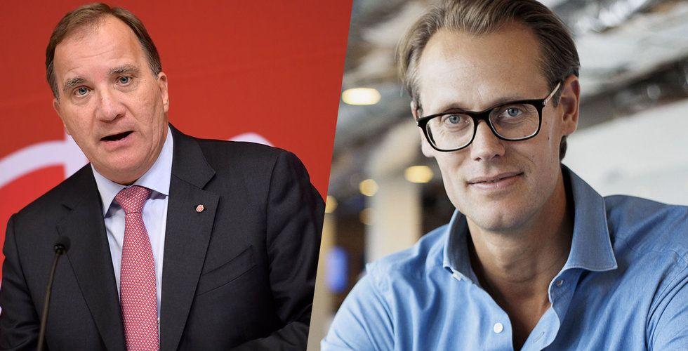 """Jacob de Geers svidande kritik inför valet – """"Trakasserar småföretagare"""""""