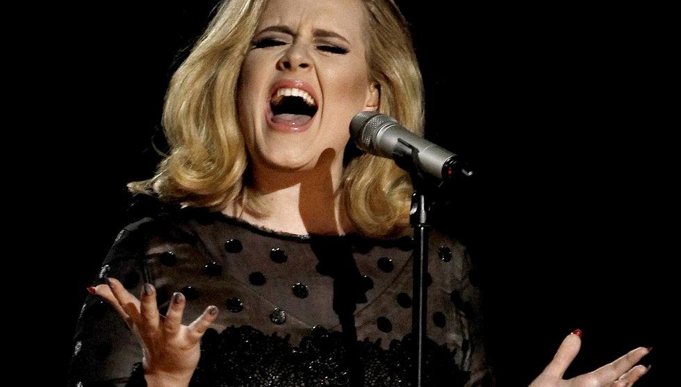 Breakit - Klart i natt: superstjärnan Adele stänger ute Spotify