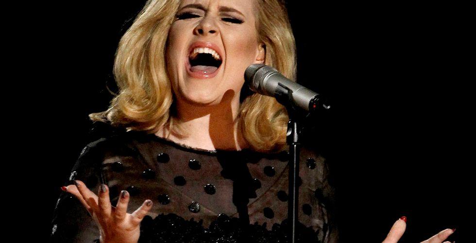 Klart i natt: superstjärnan Adele stänger ute Spotify