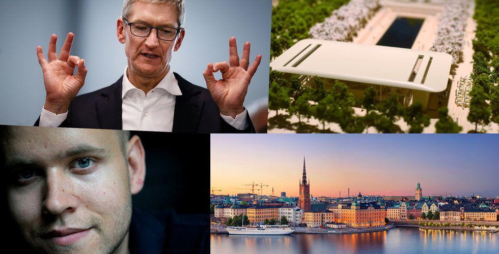 Breakit - Varför är Apple-bossen i Stockholm? Här är 5 möjliga anledningar