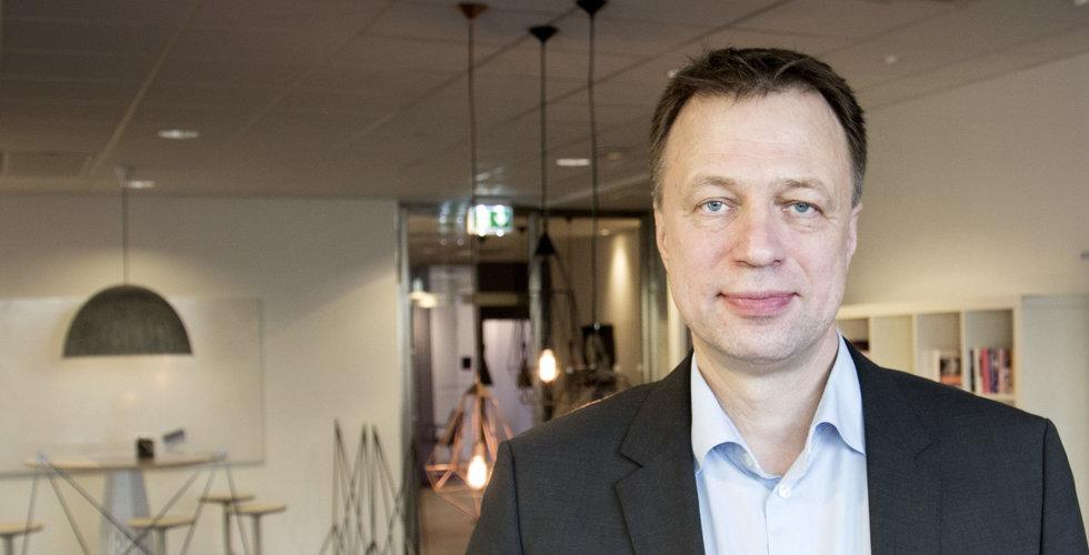 Breakit - Han ska hjälpa Nordnet Ventures hitta fintech-investeringar