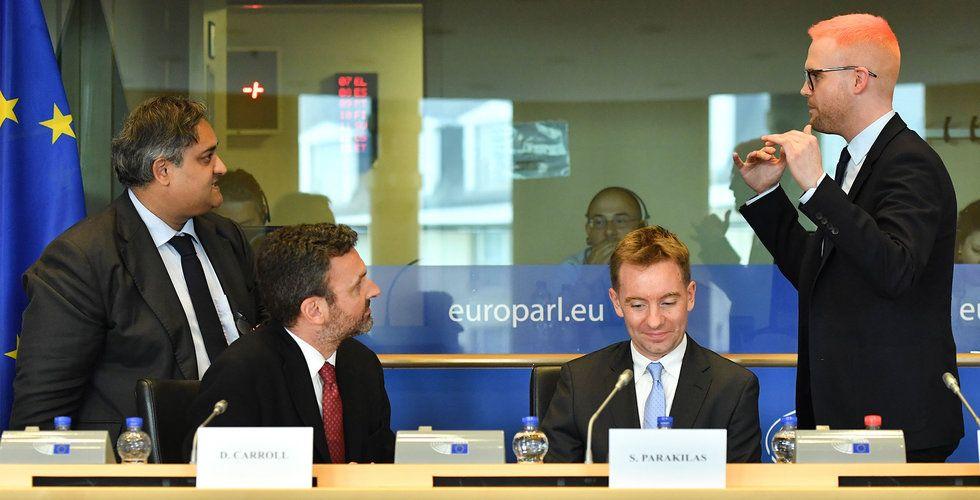 Efter Cambridge Analytica-skandalen – EU vill bötfälla partier som missbrukar din data