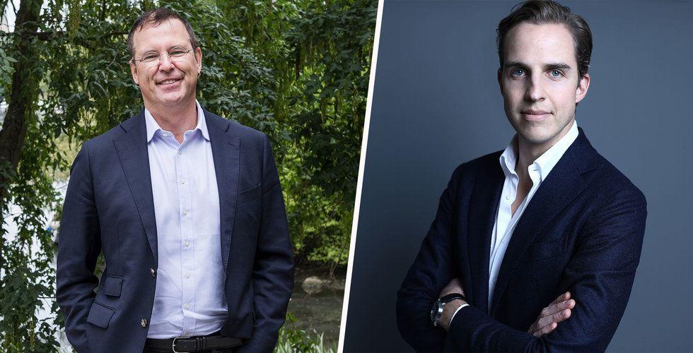 Anders Borg investerar i Lendify