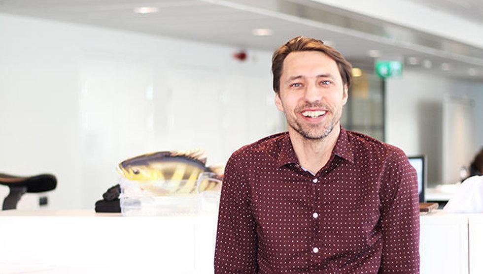 Boom för Fishbrain – 500.000 nya användare senaste månaden
