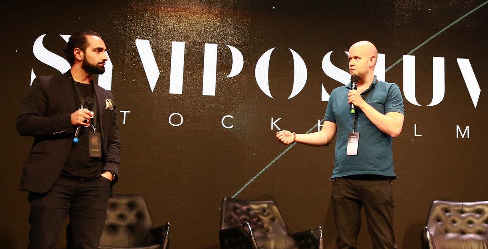 Spotify säljer ägandet i den hajpade techkonferensen Symposium