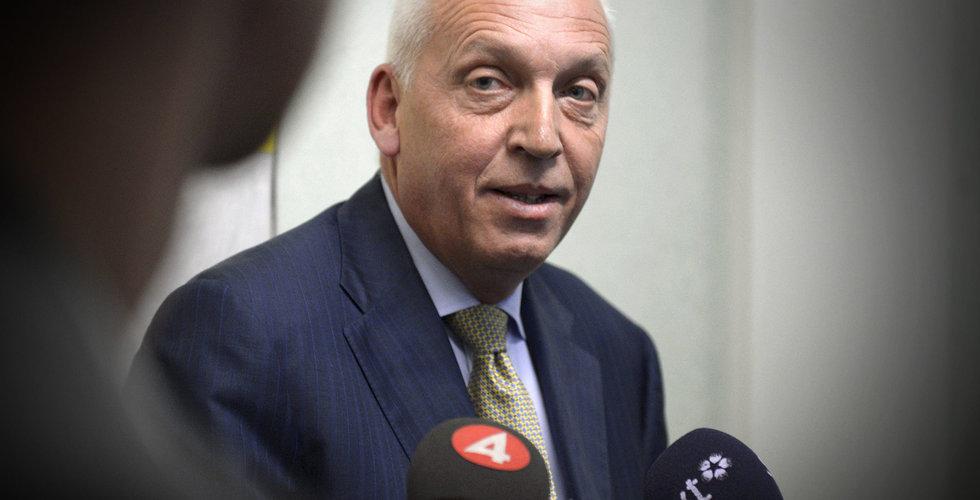 Breakit - Telias ex-vd Lars Nyberg åtalas för korruption