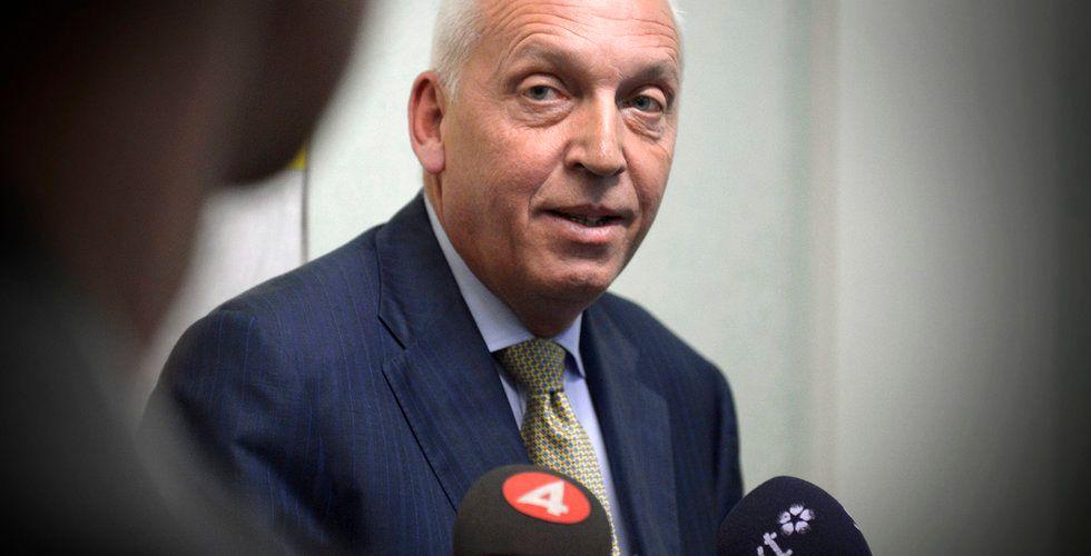 Telias ex-vd Lars Nyberg åtalas för korruption