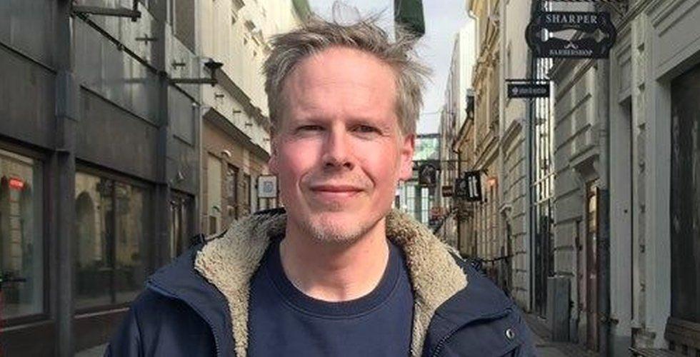 """Superentreprenören Alexander Hars: """"Man ska göra rätt för sig"""""""