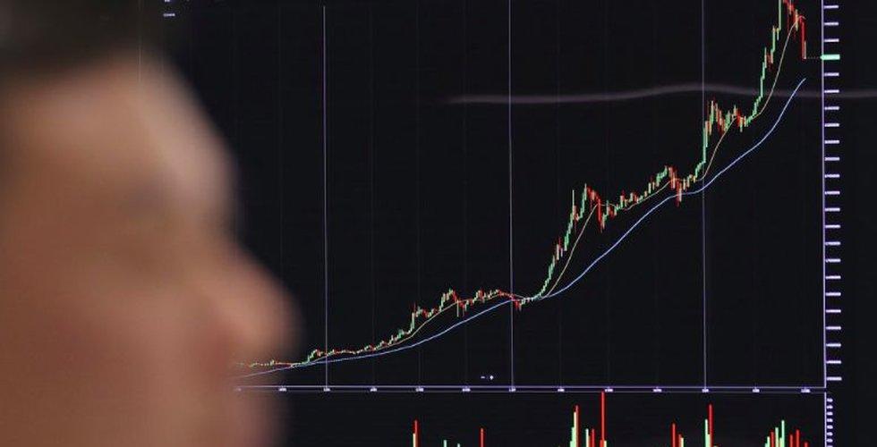 Breakit - Svag start för bitcoin i morgonens premiärhandel