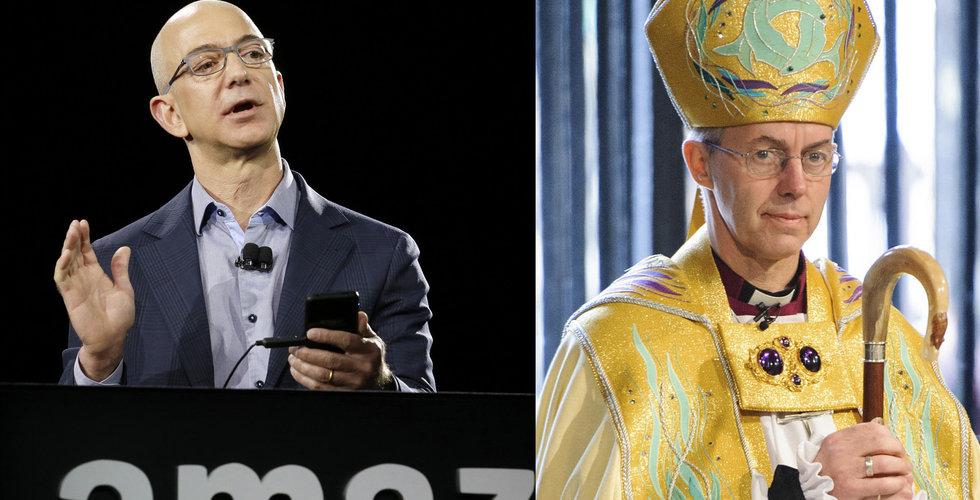 Breakit - Engelska kyrkan attackerade Amazon – är själv aktieägare