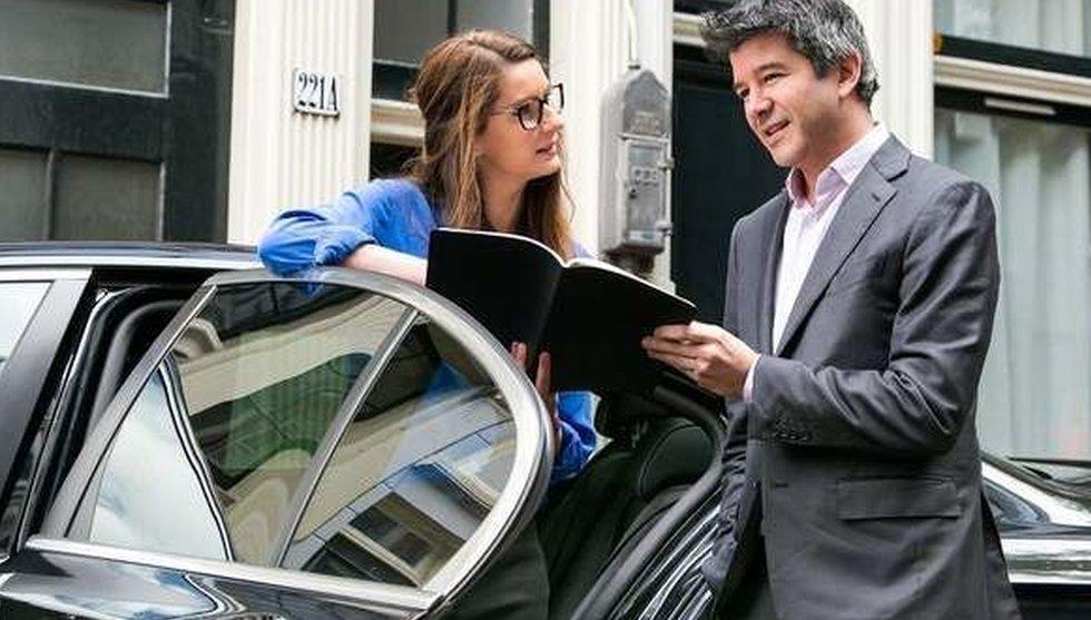 """Taxiförbundet: """"9 av 10 svenska Uber-förare fuskar med skatten"""""""