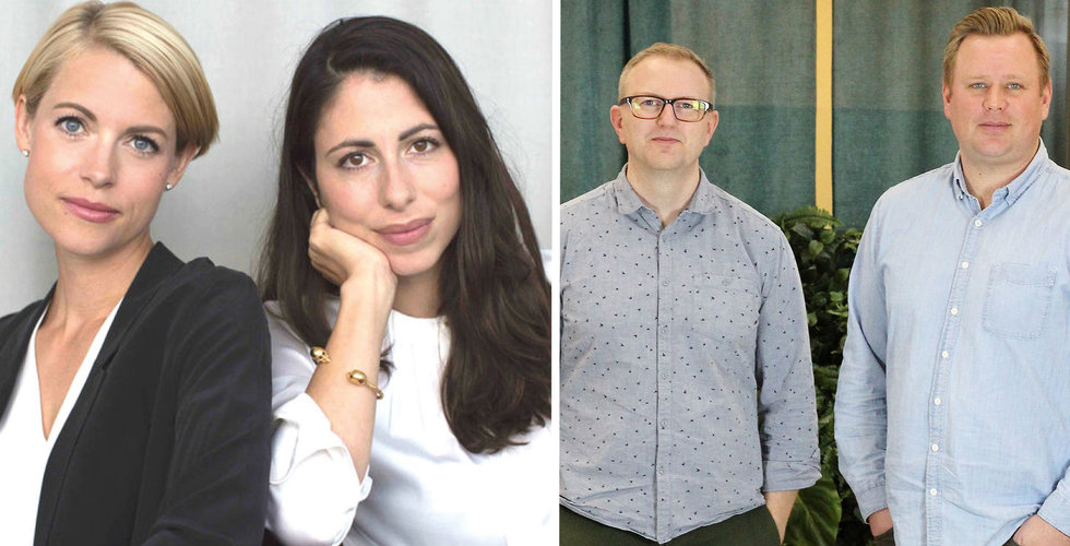 """Backing Minds satsar på Bricknode från Skövde – """"Verkat under radarn i tio år"""""""