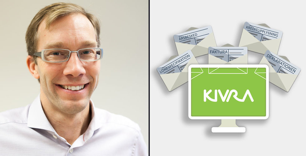 Breakit - Stora förluster för Kivra – fokus på tillväxt och fler användare
