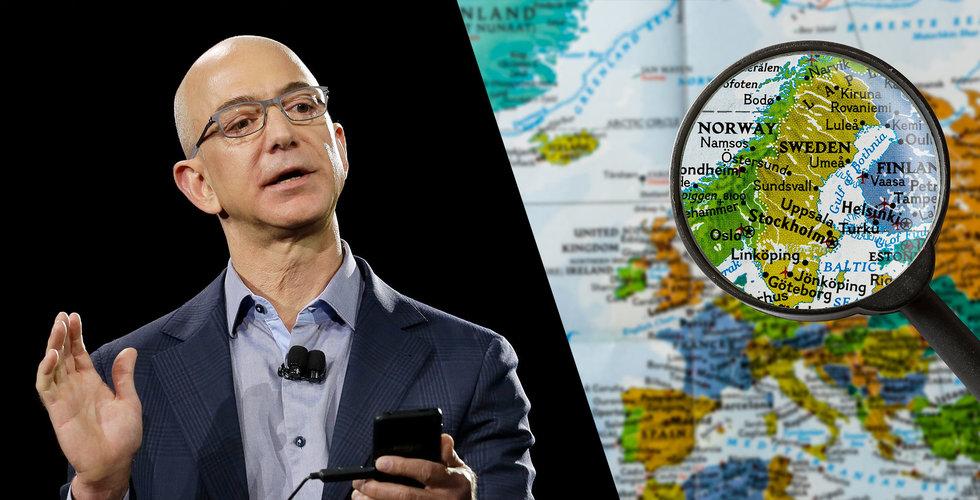Breakit - Amazon till Sverige – hur påverkas e-handeln av jättens intåg?