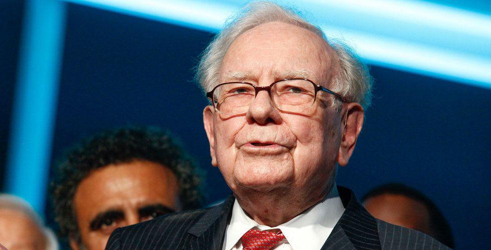Breakit - Warren Buffett inte rädd att självkörande lastbilar ska ta över