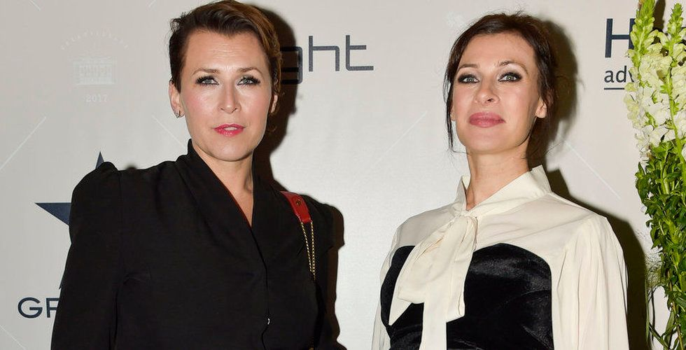 Breakit - Hannah och Amanda anklagas för varumärkesintrång