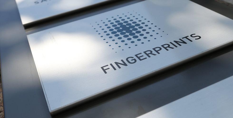 Fingerprint Cards går från 200 anställda till 50 i Malmö