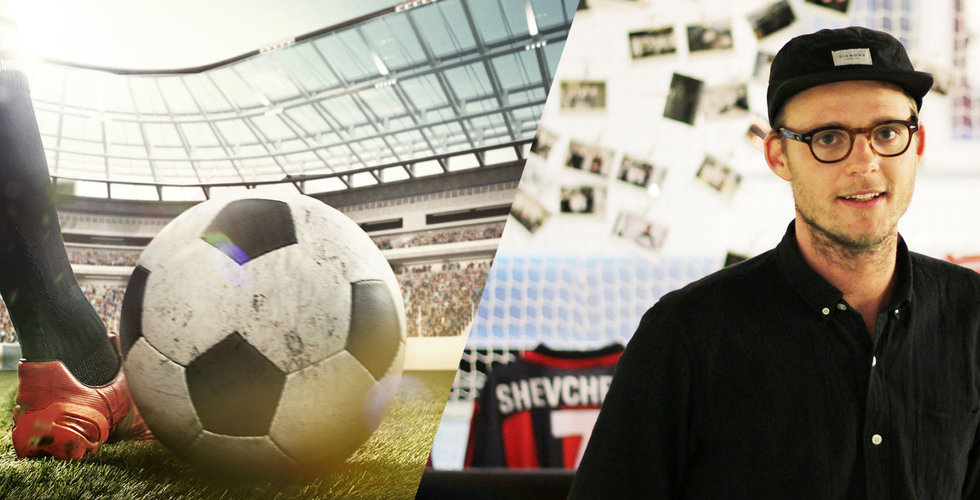 Efter tre års stiltje – så ska Forza football dubbla omsättningen