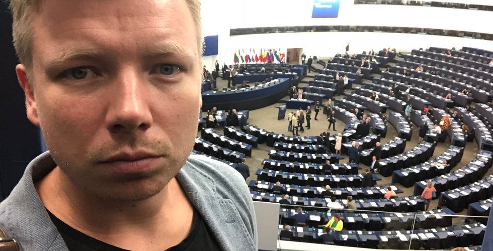 Emanuel Karlsten: De som fattat ödesbeslutet om internet vet knappt vad de har röstat på