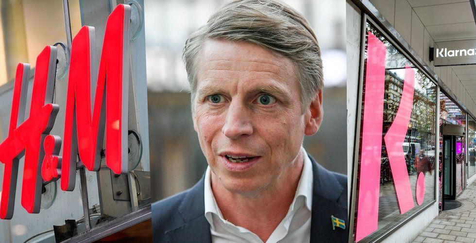 Klarna och H&M rundar ministerns nya lag – har hittat ett kryphål