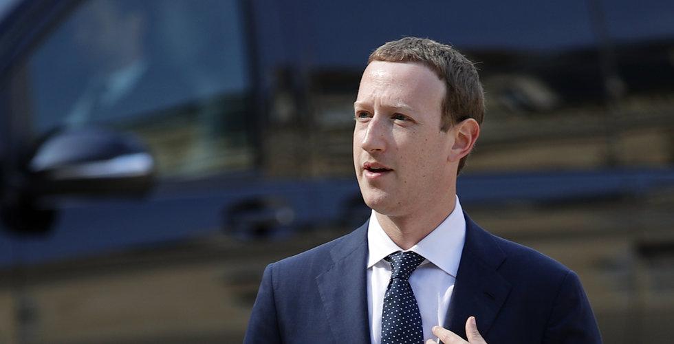 Facebook riskerar miljardböter –kan ha brutit mot GDPR