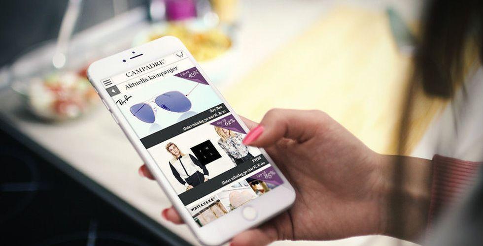 E-handelsveteraner går in i exklusiva modeklubben Campadre