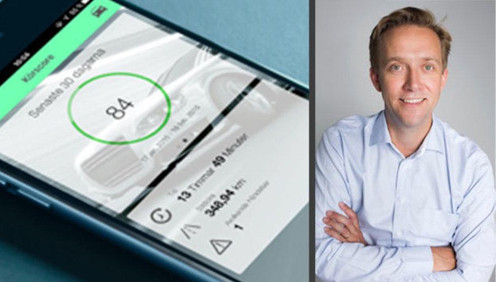 Startup som tagit fram en smart bilförsäkring tar in 5,7 miljoner