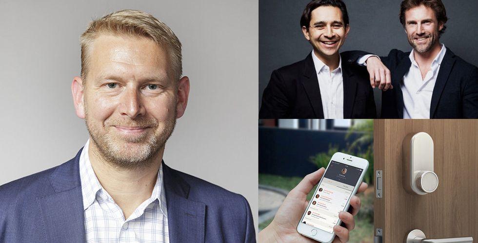 Smart lås tar in tungt kapital från Tesla-svensk och Rovio-grundare