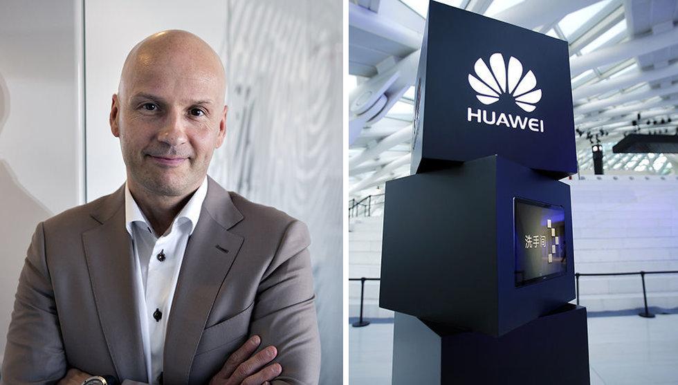 Breakit - Uppgifter: Huaweis nya strategi kan påverka svenska Fingerprint