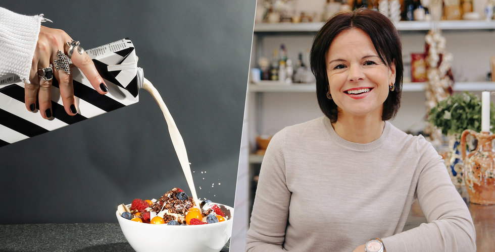 Maria Tegman ska göra mjölk av ärtor – nu gasar Sproud med 50 färska miljoner
