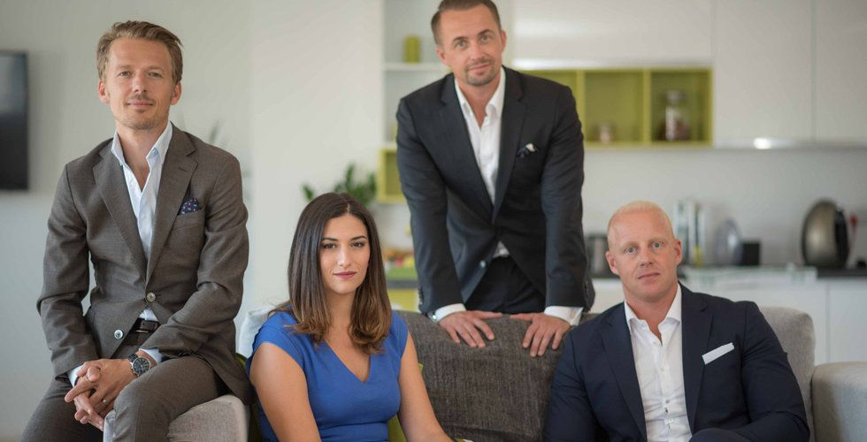 Breakit - Svenskgrundade riskkapitalbolaget Optimizer Invest pumpar in miljoner i börssajt